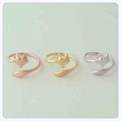 silver. fox ring