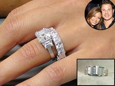 All About Nick Lachey and Vanessa Minnillo's Wedding Rings! Wedding Ring Styles, Wedding Rings For Women, Wedding Ring Bands, Wedding Ideas, Wedding Stuff, Vanessa Minnillo, Celebrity Wedding Rings, Celebrity Weddings, Eternity Ring Diamond