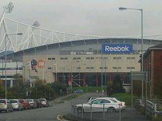 Bolton Wanderers Football Club in Bolton, Lancashire