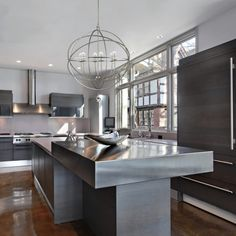 Trendy and Stylish Ceiling Lights for 2019 Kitchens