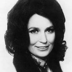 Loretta Lynn, is an American country music singer-songwriter, author and philanthropist. Born in Butcher Hollow, near Paintsville, Kentucky, to a coal miner father, she married at 15 years old, was Born: April 14, 1935 (age 77), Butcher Hollow