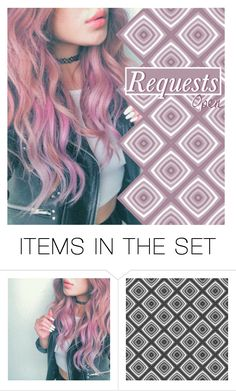"""02. Requests [Open]"" by prestige-icons ❤ liked on Polyvore featuring art, natsicons and prestigeicons"