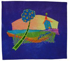 Art Quilts by Laura Wasilowski