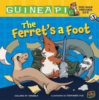 The ferrets a foot / by Colleen AF Venable.