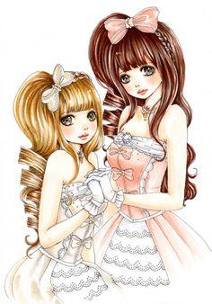 Cute anime - http://www.otakusearch.com #anime and #manga directory