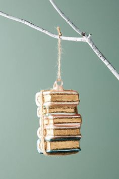 Festive Fiction Ornament