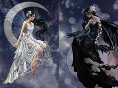 Image result for seelie and unseelie court