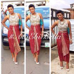 Bella Naija; Aso Ebi Edition  Follow Bella Naija Weddings on INSTAGRAM   HOT or NOT