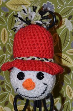 Crocheted Christmas Ornament