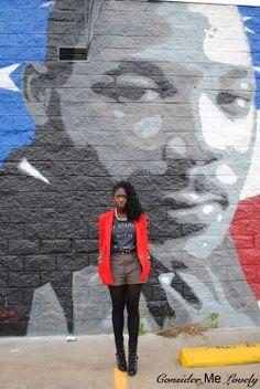 Martin Luther King Jr. + Consider Me Lovely