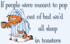 Have a Good Nights Rest | good morning everyone had a good night s rest and it s off to work i ...