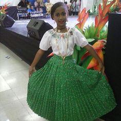 Mi negra hermosa en su presentación #feriadeartesanias #atlapa