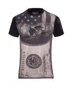 Philipp Plein - '1000 Dollars' T-Shirt Black #nice designer #tshirt