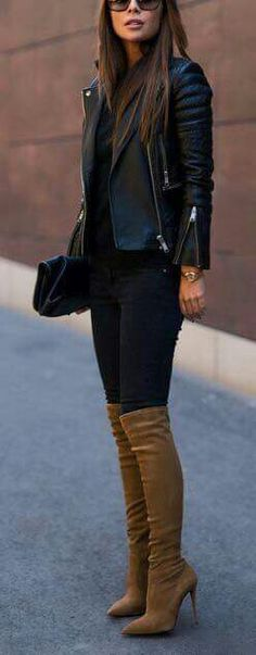 One of my favorite things about Fall... boots!!!  #FallFashion  #ShoeFetish