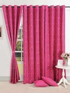 Sweet Bedroom Designs With Pink Curtain For Girls Awesome White Bedroom With Chic Pink Curtain
