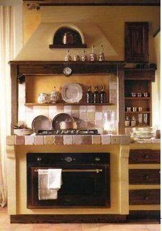 Vitrine Miniature, Interior And Exterior, Interior Design, Cottage Homes, Home Decor Kitchen, Future House, Liquor Cabinet, Sweet Home, Shabby Chic