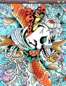 Ed Hardy Tattoo Art - Bing Images