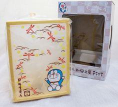 Doraemon ANDON Japanese Paper Lantern type Interior Light JAPAN ANIME MANGA