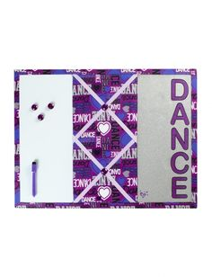 Dance Sports Memo Board | Girls Room Decor Room, Tech & Toys | Shop Justice
