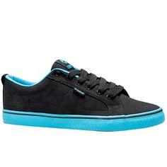 Osiris 45 Men's Shoes Blk/Cyn/Cyn #osiris
