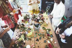Flower Crown Bride, September, Joy, Creative, Flowers, Blue, Being Happy, Royal Icing Flowers, Floral