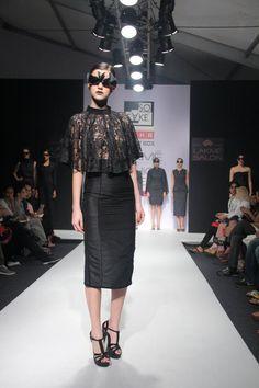"""""""J'ADORE""""  SoFake by Sapna Bhavnani  Grover - Lakme Fashion Week F/W 2012 Read @ www.lemotsupreme.blogspot.com"""