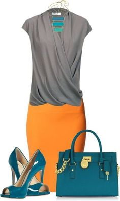 spring-and-summer-work-outfits-12 89+ Stylish Work Outfit Ideas for Spring & Summer 2017