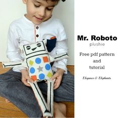 Elegance & Elephants: free Mr Roboto