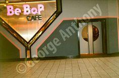 BeBop Cafe in Granite Run Mall, Media, PA in 1984 DJ George Anthony