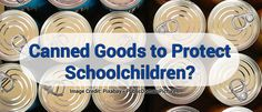 Image Credit: Pixabay – OpenClips  School officials are suggesting children carry canned goods to school as a defense for shooters. As lawyers who fight to protect gun rights, we can think of a much better option. If your gun rights are being infringed, contact a lawyer at the O'Malley Law Office for a free consultation today.