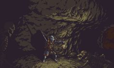 Dark Souls - Tomb of the Giants by Zedotagger