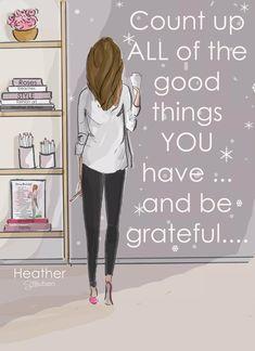 Be grateful !!!