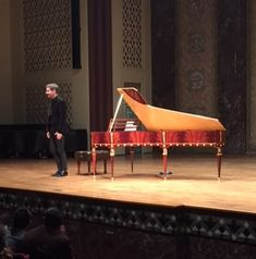 Kris Bezuidenhout with Paul McNulty piano in concert (560 Music Center, Washington state St.Louis)
