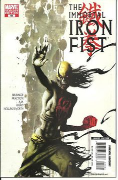IMMORTAL IRON FIST #10 Cool 1/10 zombie VARIANT by Kaare Andrews! ~NM~ http://r.ebay.com/5uIyzM