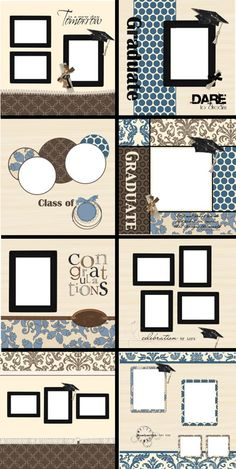 Create a personalized photo book for your #graduate! #giftidea                                                                                                                                                                                 More