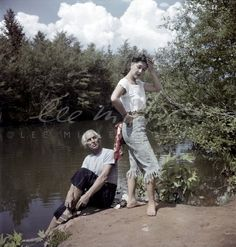 Max Ernst, one of the founders of the Cologne Dada, and Dorothea Tanning, Oak Creek Canyon, by Lee  Miller.  Max Ernst, one of the founders of the Cologne Dada movement in 1919 became the most pre-eminent of the Surrealist painters. He had been a close friend of Lee Miller and Roland Penrose since the 1920's in Paris. He escaped from France soon after war broke out and went to live in the US. An American artist who had lived in Paris, Dorothea Tanning met Max Ernst in New York in 1942. By…