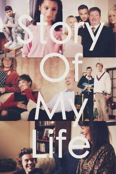 ♡ Story of my Life ♡ :) ive had this song in my head since forever ! i freaaakinng love it ^.^