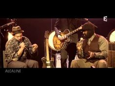 "Alcaline, le Concert : Gregory Porter & Ben L'Oncle Soul - :""Grandma's Hands"" - YouTube"