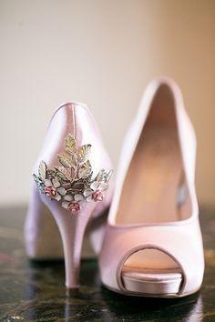 Harriet Wilde shoes real bride wedding photographs | Harriet Wilde Wedding Shoes