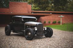 Aesthetics - Craig Metros's 1931 Ford Coupe - by Jonathan Szczupak - StanceWorks