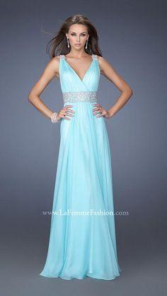 La Femme 19802 | La Femme Fashion 2014 - La Femme Prom Dresses - La Femme Cocktail Dresses