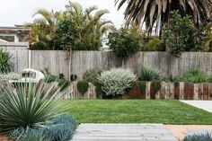 Fig Landscaping are a Byron Bay based landscaping company who provide landscape design, construction and maintenance services throughout Northern Rivers. Coastal Gardens, Beach Gardens, Outdoor Gardens, Australian Garden Design, Australian Native Garden, Garden Posts, Garden Beds, Coastal Landscaping, Backyard Landscaping