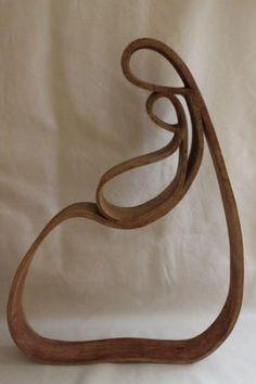 Escultura cerámica - maternidad