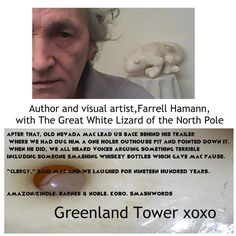 "Farrell Hamann on Twitter: ""My adorable novel, Greenland Tower xoxo…"