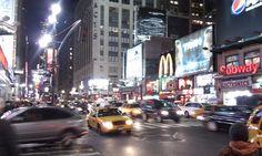 New York. Frente Madison Square Garden