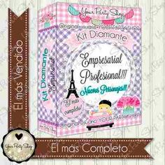 Kit Cumple Imprimible Boca Juniors + Candy Bar - $ 360,00 en Mercado Libre Minnie Mouse Roja, Mickey Mouse, Mickey Vintage, Hello Kitty, Baby Shower, Books, Communion Invitations, Masha And The Bear, Babyshower
