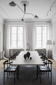 T.D.C: The Home of Interior Designer Louise Liljencrantz