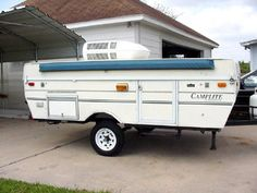 Tent trailer upgrades - some good ideas in here.