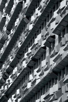 Vodafone Office,Lisbon  Alexandre Burmester Arquitectos Associados viaPedro Enes