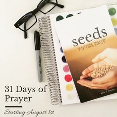 31 days of prayer: scripture prayers for your family